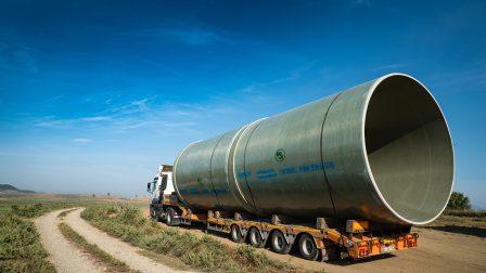 CTP Boru ve Ek Parçaları - GRP Pipes and Fittings