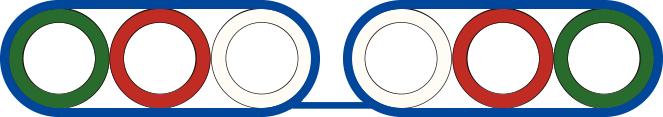 flatduct-6way(3+3)