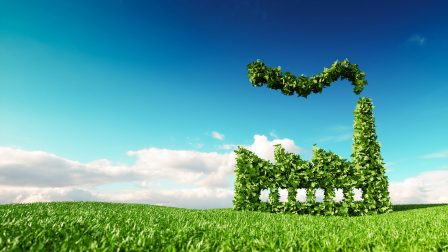 quality and sustainability green factory plant